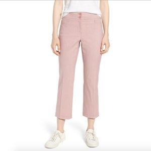 Nordstrom Signature Crop Flare Pants